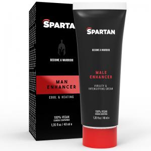 GEL Spartan Man Enhancer Cool & Heating